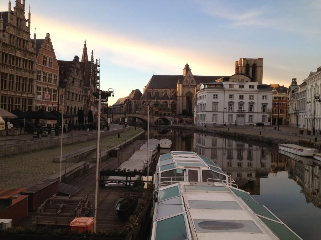Gante -Bélgica